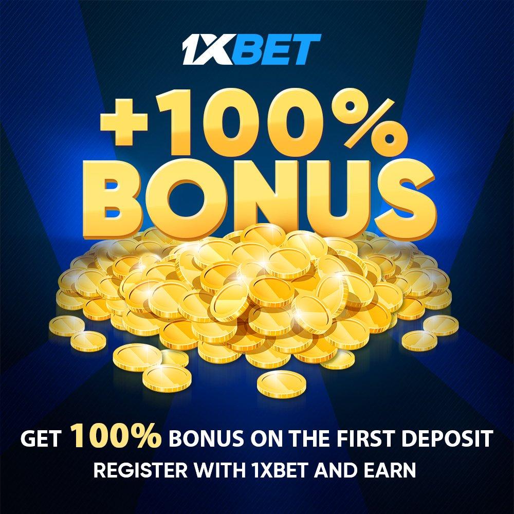 Easy to get 1xBet registration bonus