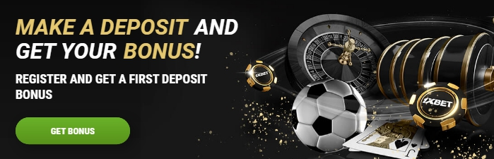 1xBet - the official website